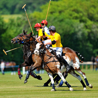Under 25 British Polo stars at Marriners