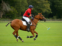 Sarah Morton of New Forest Polo Club