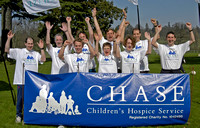 Chase Childrens Hospice Service London Marathon Runners