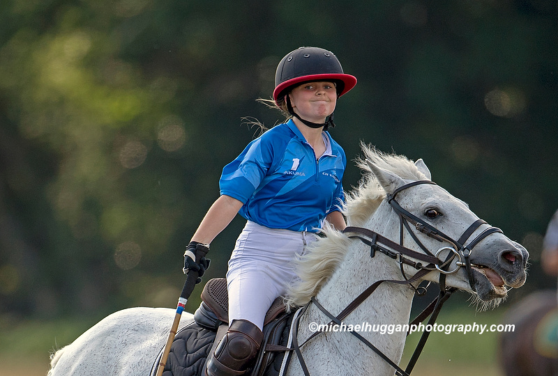 Megan Barnes for New Forest Polo Team