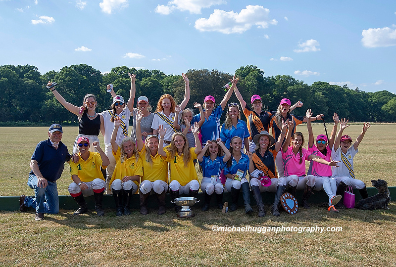 New Forest Polo School Polo Team, Pro Fit Polo Team, Akumal Polo Team, Coombe Place Polo Team, Aveda Polo Team,