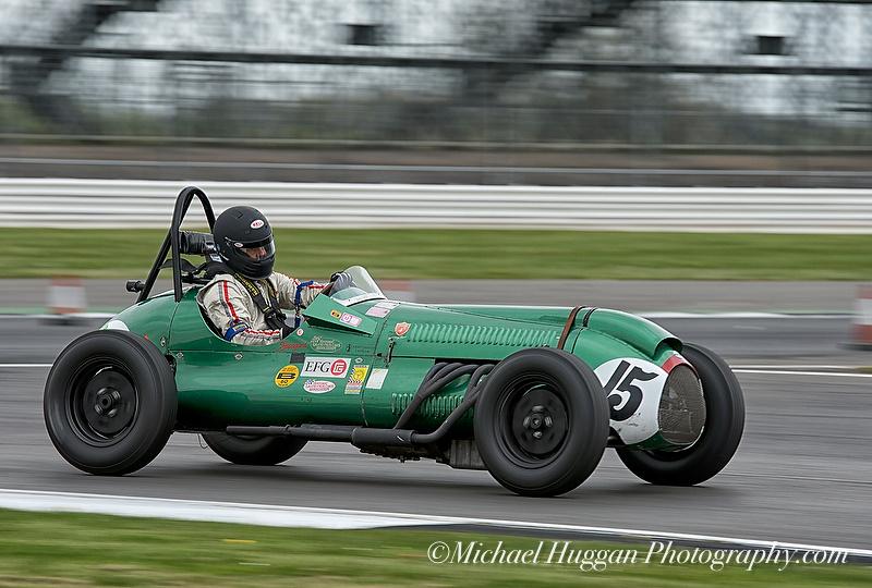 David Wenman in the Cooper Bristol Mk 2 3/52